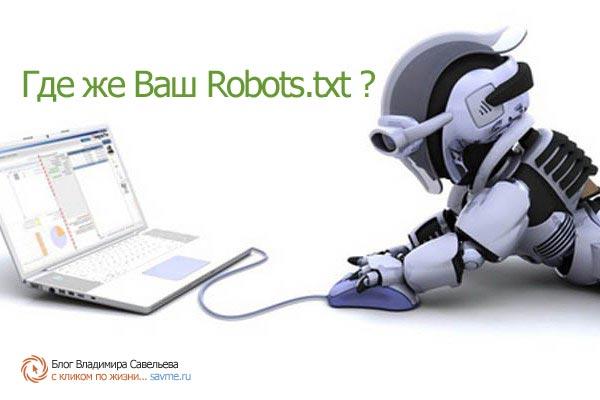 robots.txt и вордпресс