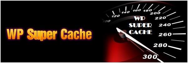Плагин WP Super Cache для ускорения WordPress